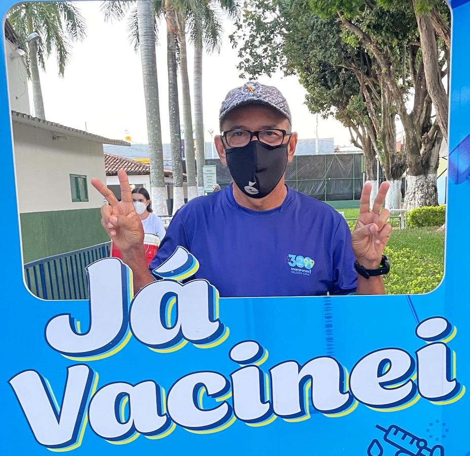 A importancia da vacina para o corredor